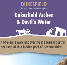 Dukesfield walk icon