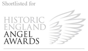 Shortlisted for heritage angels